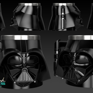 Vader Mug Concept