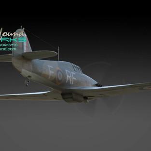 Spitfire & Hurricane Models