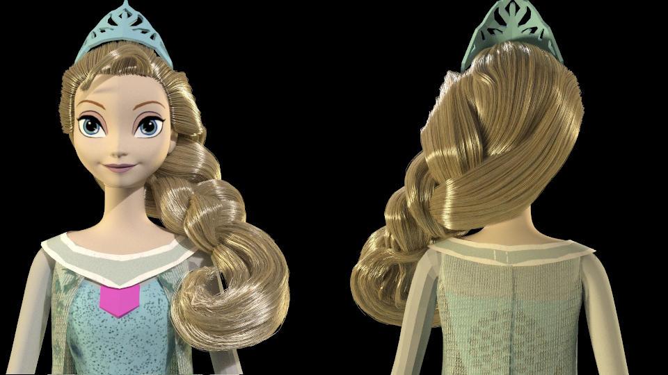 Elsa Wip
