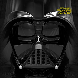 Darth Close Up