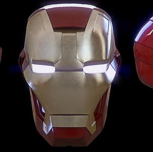 Ironman Headmask Design