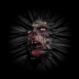 Zombie Head-01