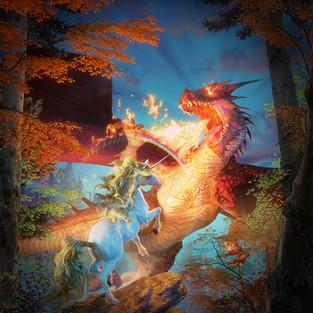 Dragon And The Unicorn