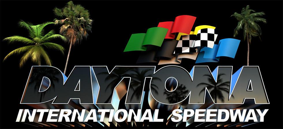 Daytona Speedway Logo