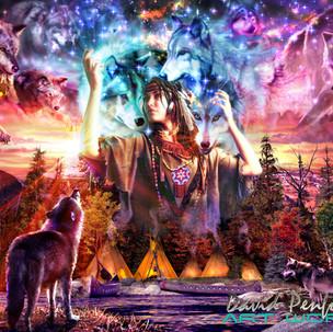 Wolf Maiden