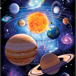 Solar System Portait