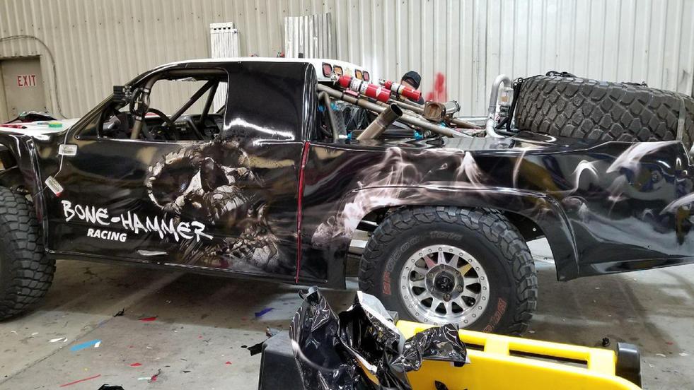 Bone Hammer Racing Livery