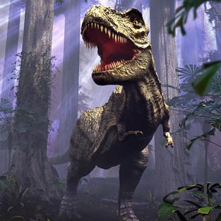 T Rex Forest