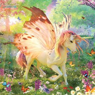 Butterfly Unicorn