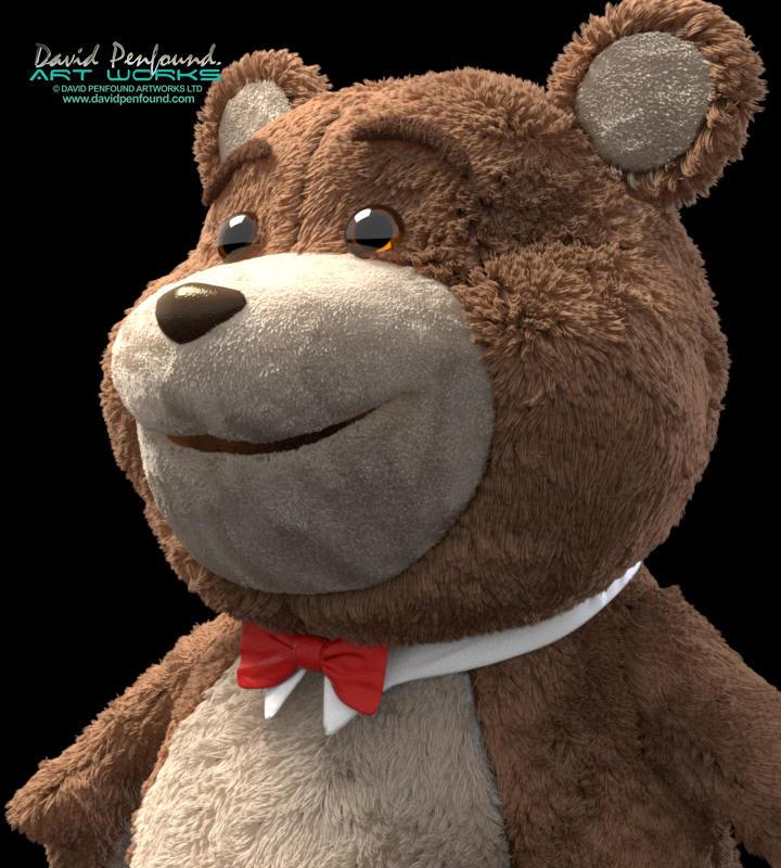 Target Teddy Design