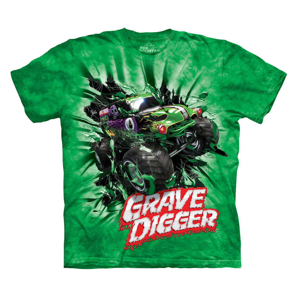 Grave Digger T