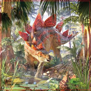Stegosaurus Swamp