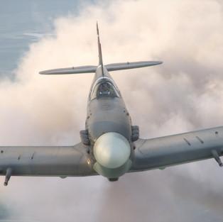 Spitfire Dusk