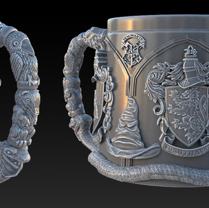 Harry PotterTankard Mug Handle