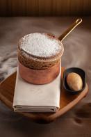 Coffee & Caramel Souffle