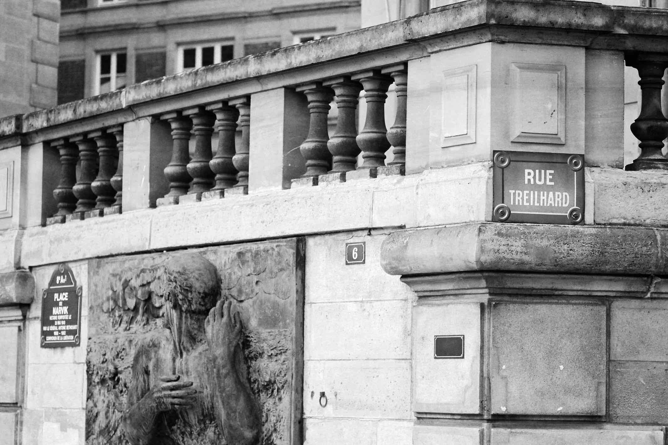 Rue Treilhard