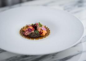 Blue Lobster Jelly / Caviar / Sea Urchin