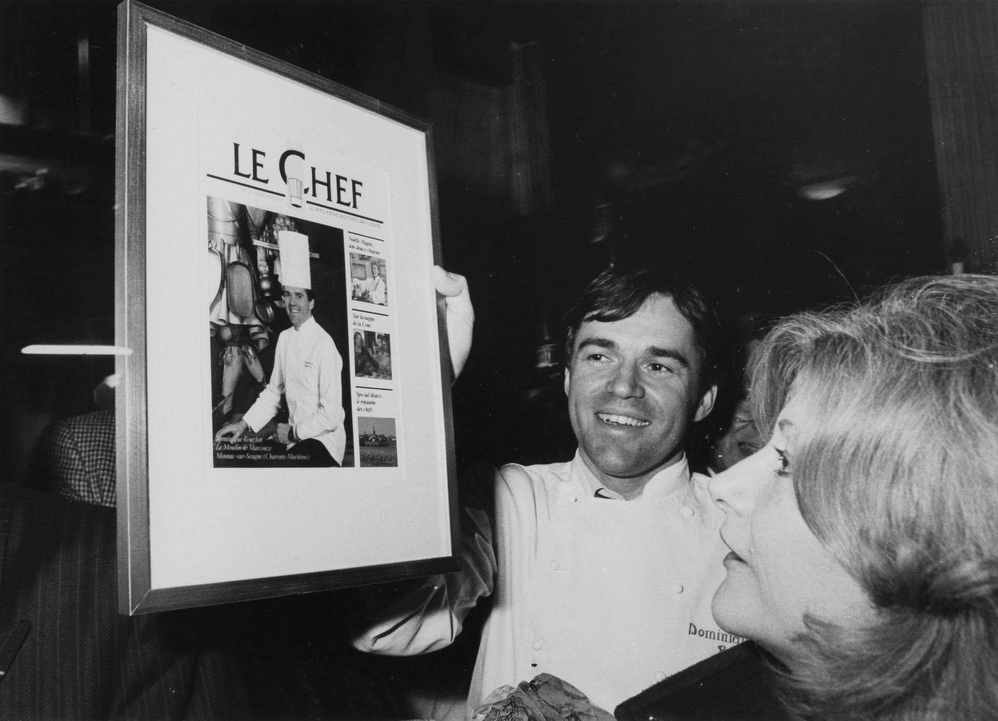 Magazine Le Chef