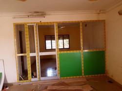 House - Interior Wall