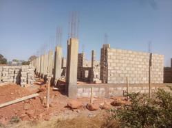 Cinder Block Wall 2