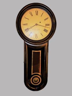 Howard Keyhole Wall Clock