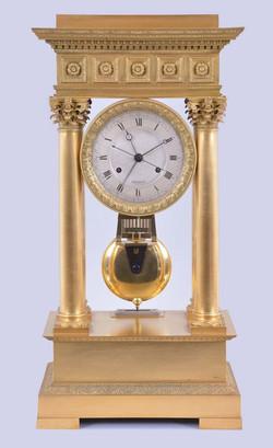 Charles X Regulator Clock by Deltroit