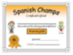orange certificate spanish champs.jpg