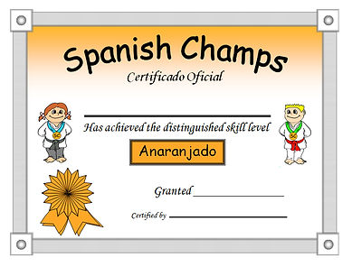 orange certificate spanish champs.jpg