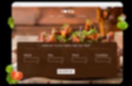 pagina web con reserva de mesa