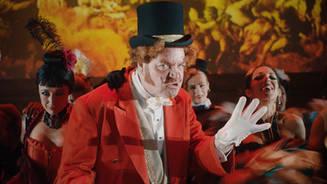 Secret Cinema Present Baz Luhrmann's Moulin Rouge