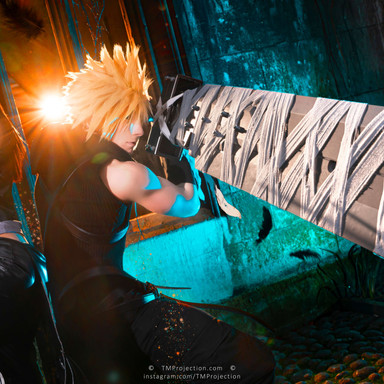 003   2020.02.04 Final Fantasy VII Adven