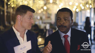 How well do Philip Winchester and Carl Weathers know the law?