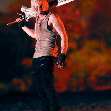 039   2020.10.30 Devil May Cry Dante at