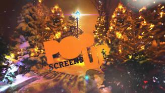 Pop Up Screens Christmas