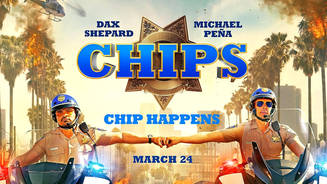 Chips (Interview with Dax Shepard and Michael Pena)
