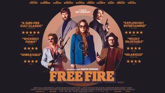 Free Fire (Behind the Scenes)