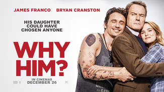 Why Him? / Global Launch Campaign, Social and Promotional Content