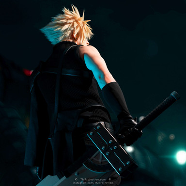 018   2020.01.21 Final Fantasy VII Adven