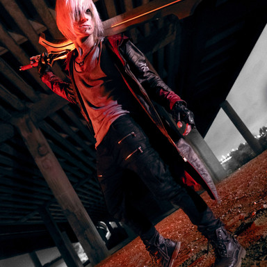 022   2020.10.30 Devil May Cry Dante at