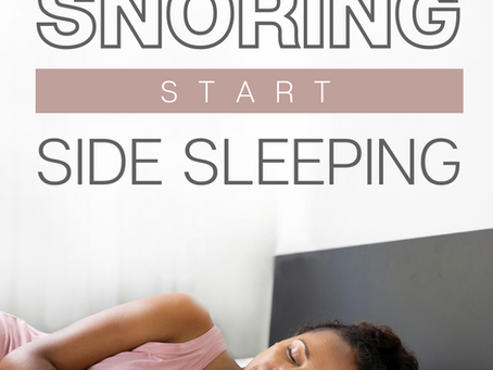 Let's Talk About Snoring