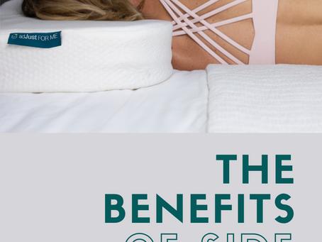 The Benefits of Side Sleeping