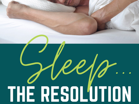 Sleep... The Resolution
