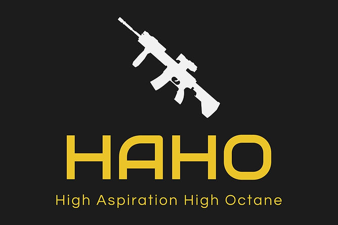 HAHO - High Aspiration High Octane