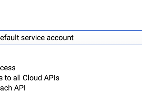 What you may not know about Google Cloud Platform just like me, until much later?
