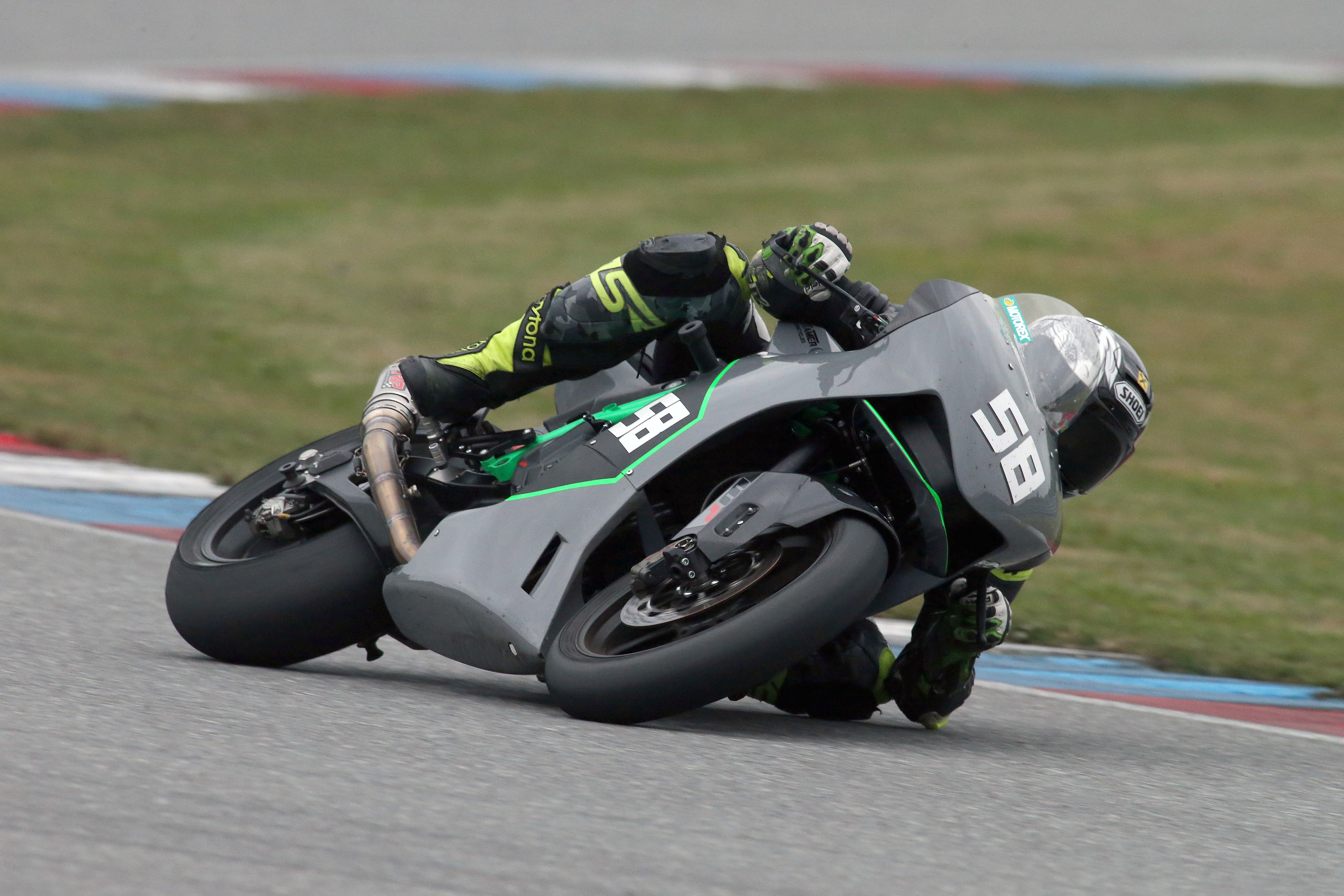 Lukas Wimmer - GP2-R