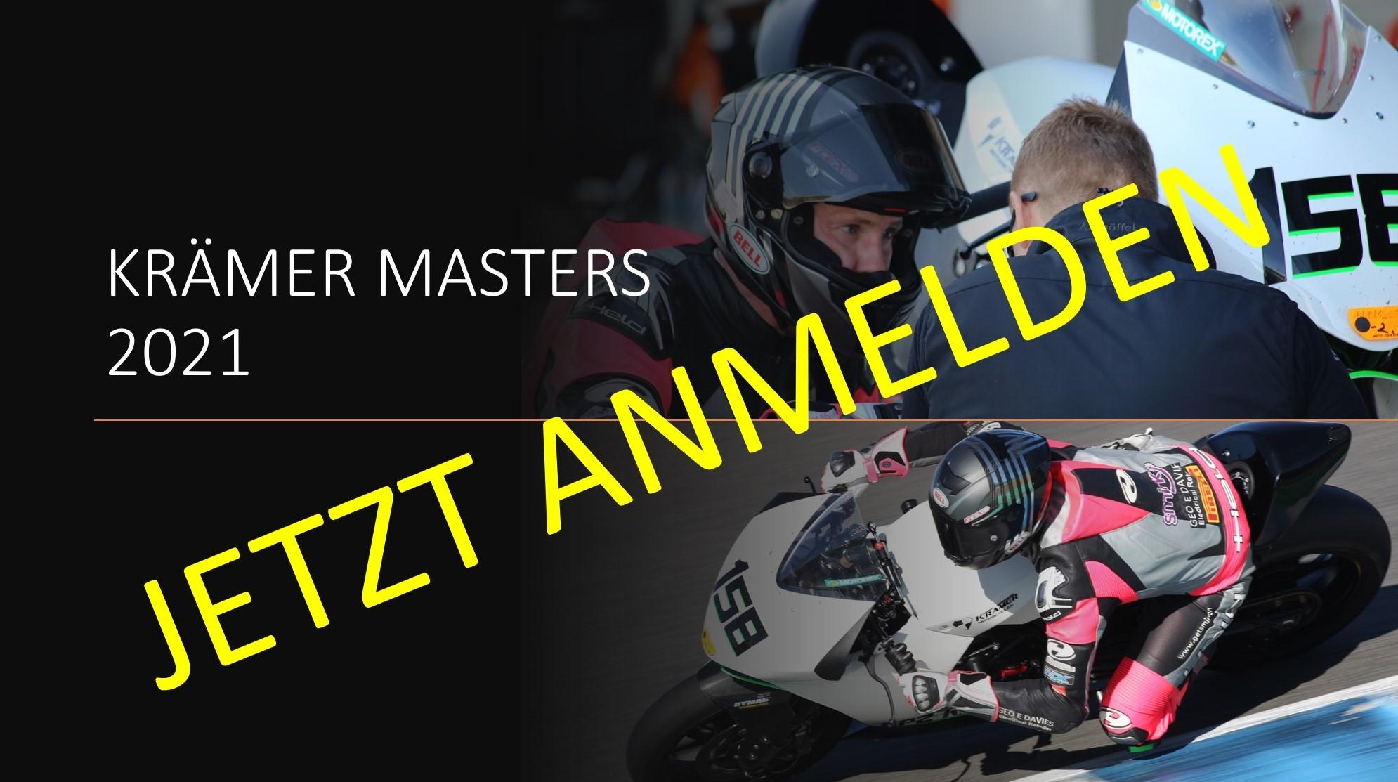 Krämer Masters 2021