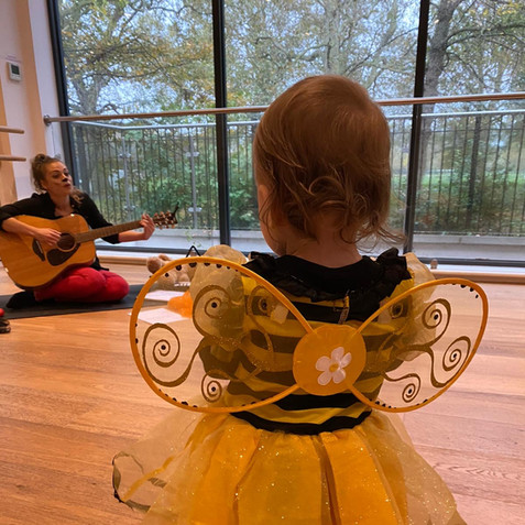 Nursery Rhyme Sing-Along Time
