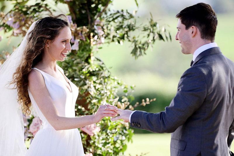 MAFS Belinda & Patrick  Marriage Celebrant - Victoria Langham Hunter Valley/Newcastle/Maitland