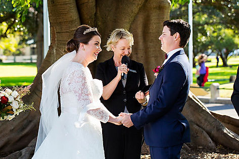 Marriage Celebrant - Victoria Langham Hunter Valley/Newcastle/Maitland