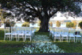 Anambah House Tiffany chair setup